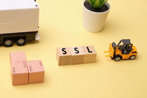 Courier industrie terme emplacement de stockage stratégique ssl.