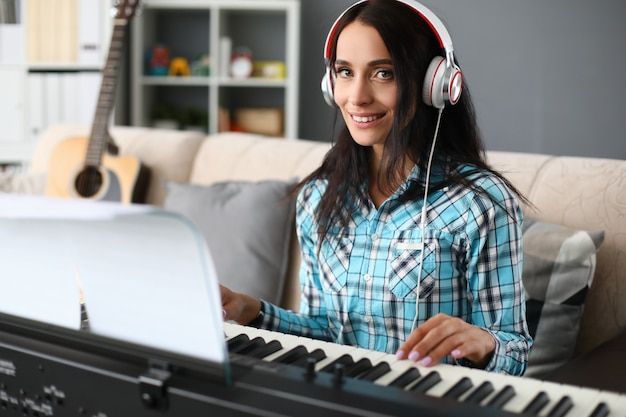 Cours de musique et apprentissage intéressant à la maison.