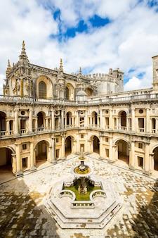 Couvents de christ tomar, lisbonne portugal