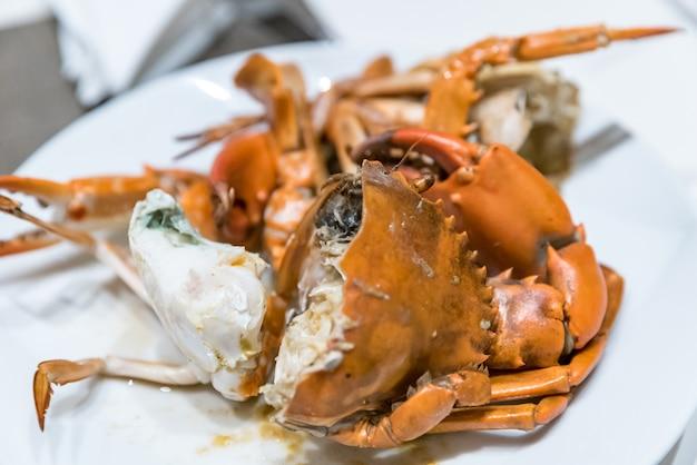 Crabe à vapeur