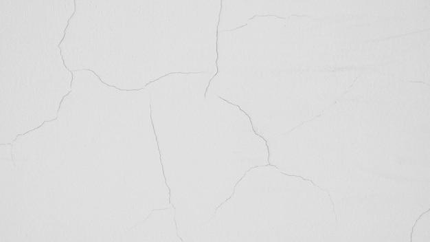 Crack mur de béton du tremblement de terre