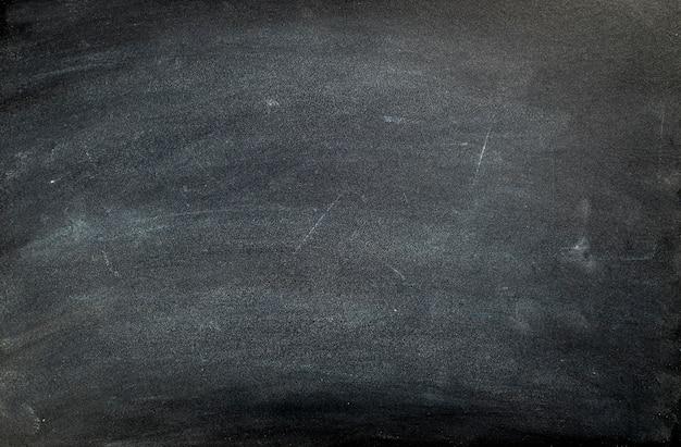 Craie abstraite frotté sur le tableau noir pour le fond
