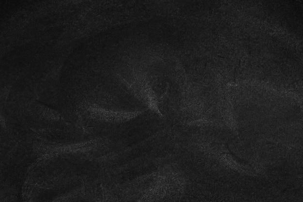 Craie effacée sur tableau noir