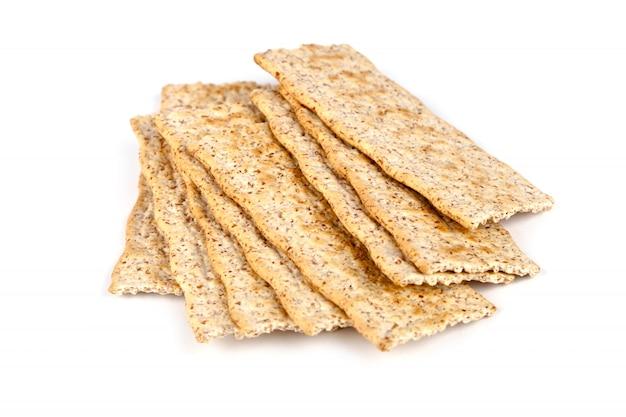 Craquelins de céréales