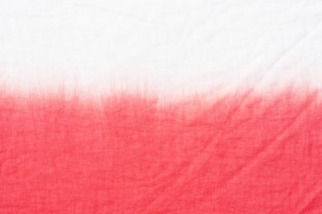 Cravate dye modèle abstrait