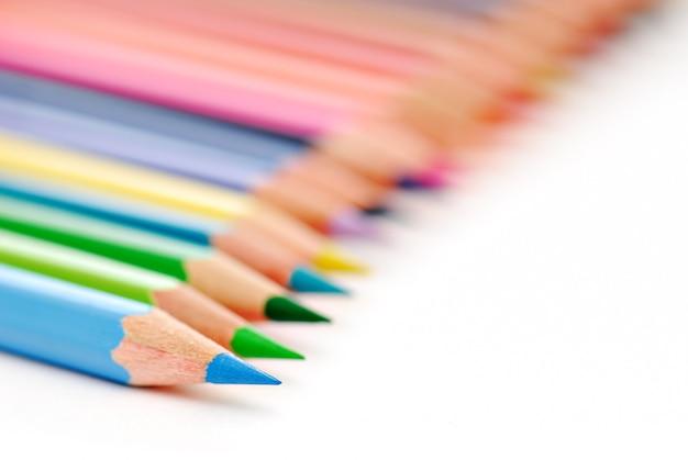 Crayon bleu