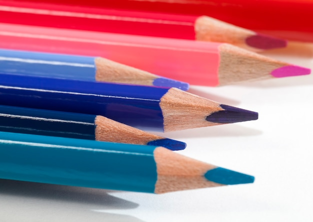 Crayon en bois