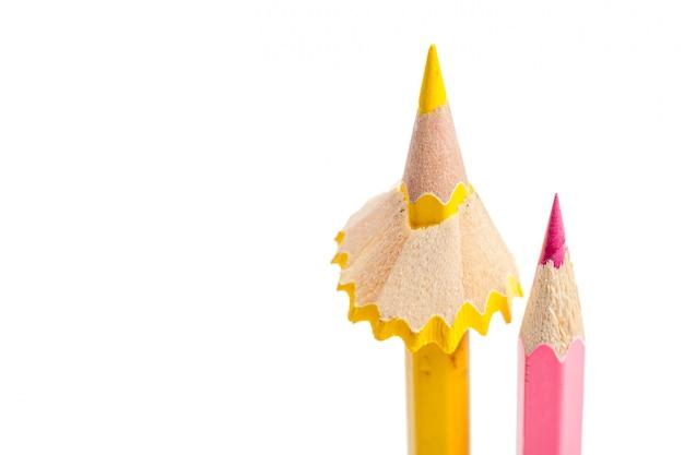 Crayon bouchent