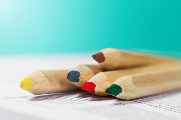 Crayon de couleur conseils