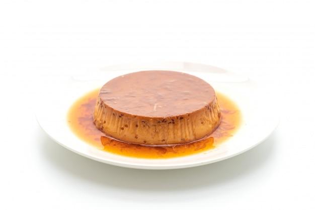 Crème pâtissière au caramel