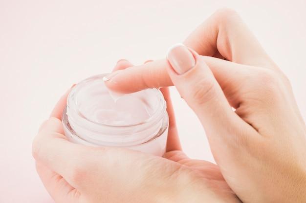 Crème de soin de la peau