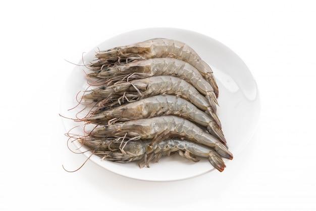 Crevettes / crevettes fraîches