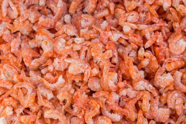 Crevettes séchées