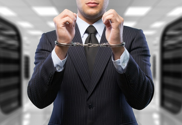 Crime d'entreprise