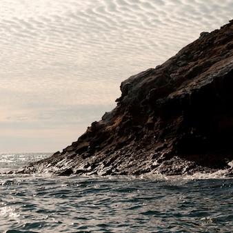 Crique du tage, île isabela, îles galapagos, équateur