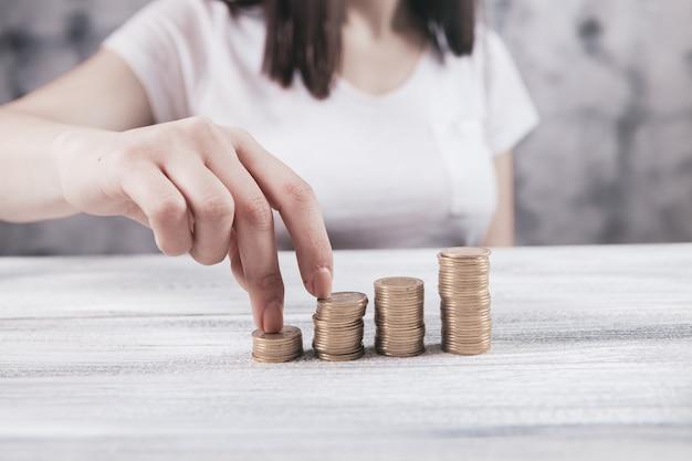 Croissance de l'entreprise de pièces de monnaie nouvelles idées pour réussir