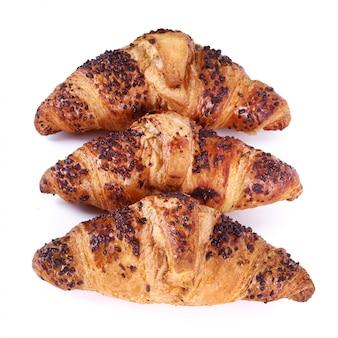 Croissants sur la table