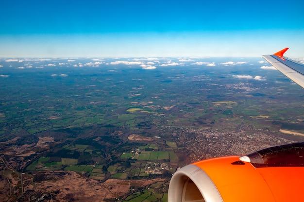 Crowborough, kent depuis les airs