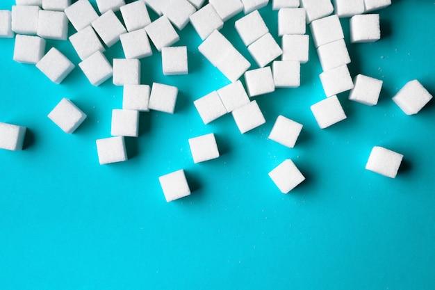 De cubes de sucre