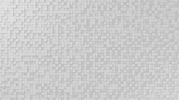 Cubes tridimensionnels