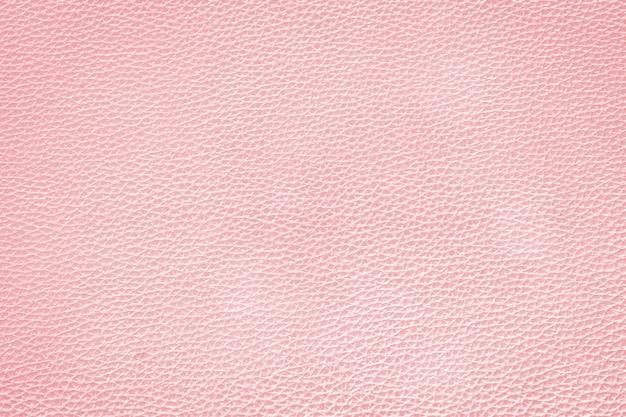 Cuir de couleur rose et rouge