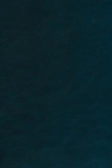 Cuir de texture bleue pour le fond