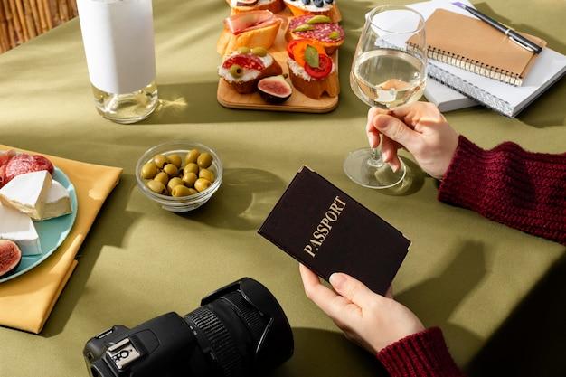 Cuisine espagnole traditionnelle à l'occasion de la journée mondiale du tourisme