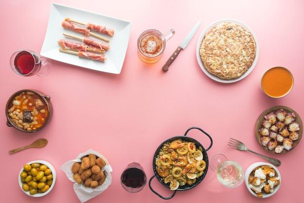 Cuisine espagnole typique