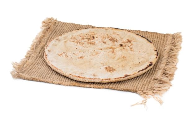 Cuisine indienne faite maison nourriture chapati