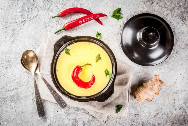 Cuisine indienne, gujarati kadhi