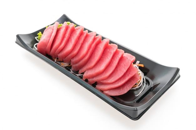 Cuisine saine nourriture saumon frais