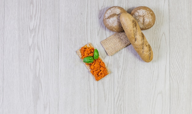 Cuisine végétarienne végétarienne saine et délicieuse