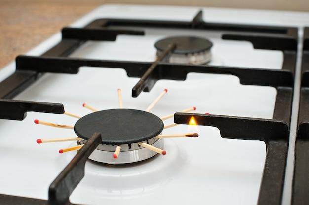 La cuisinière à gaz n'est pas un gaz, problème de pénurie de gaz
