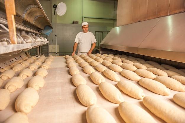 Cuisson du pain