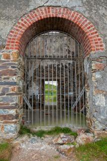 Cuivre tankardstown mine de porte d'entrée