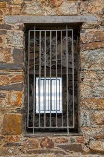 Cuivre tankardstown mine de section de fenêtre