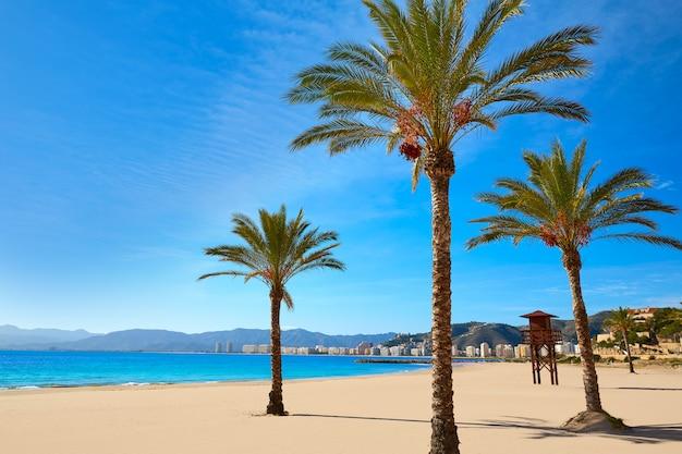 Cullera playa los olivos valence à l'espagne