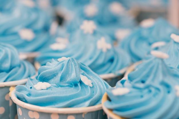 Cupcakes à la crème