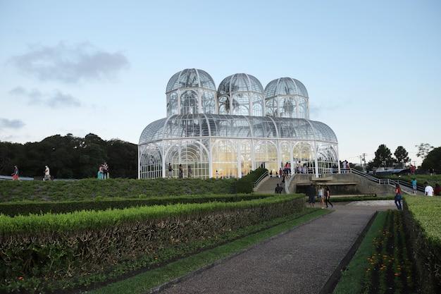 Curitiba, paran, brésil 24 février 2021 point d'intérêt du parc de curitiba, paran, brésil.