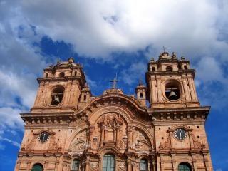 Cusco cathédrale