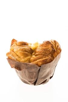Custard muffin et petit gâteau
