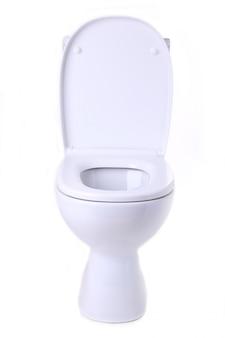 Cuvette de toilette isolée