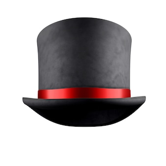 Cylindre de chapeau magique