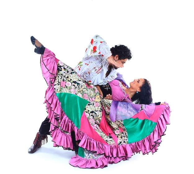Dancing roma.