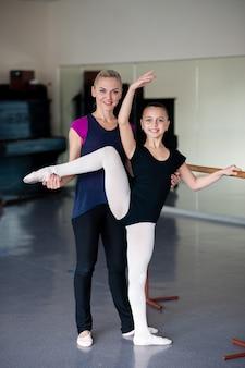 Danse, chorégraphie, ballet, apprentissage