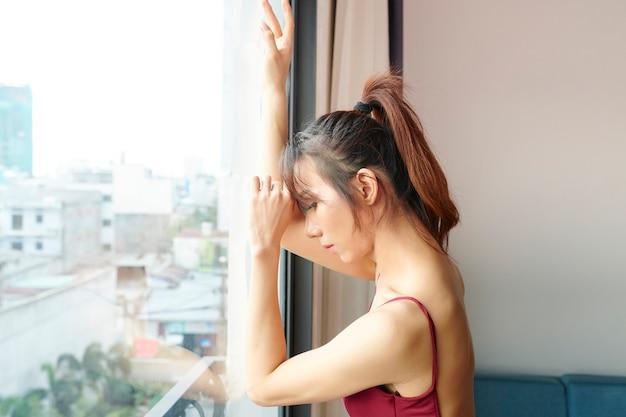 Danseur fatigué