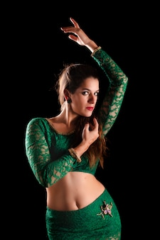 Danseuse du ventre exotique