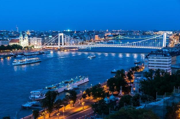 Danube budapest river palais du parlement