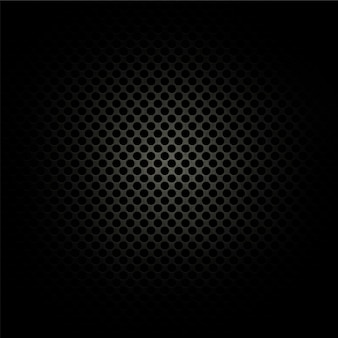 Dark metal mesh background