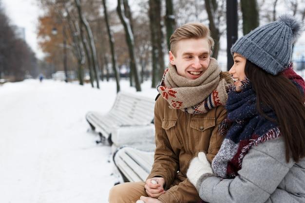 Date en hiver